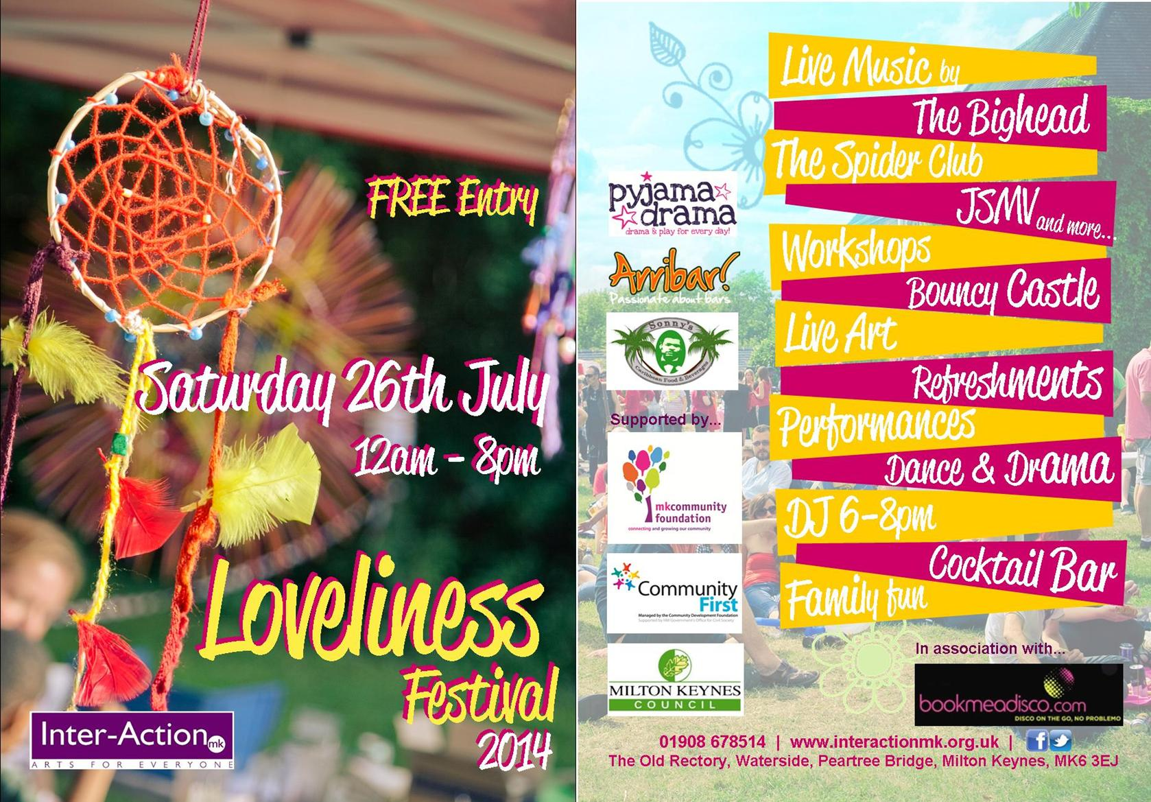 Loveliness Flier 2014 together