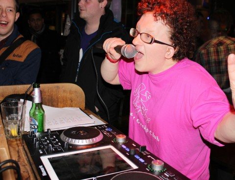 Groovy Gecko DJ