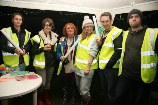 event volunteers