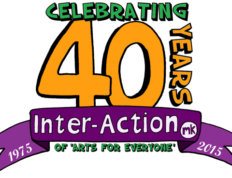 Inter-Action MK is celebrating 40 years of Arts For Everyone