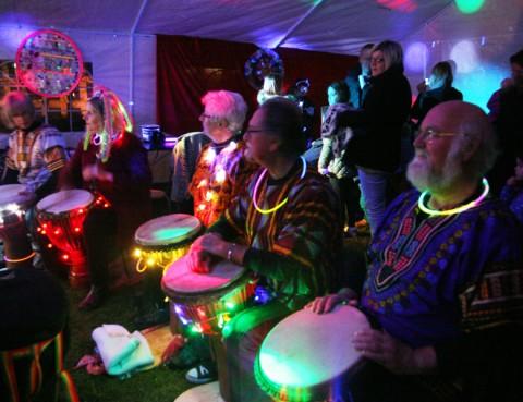 Wolverton samba band